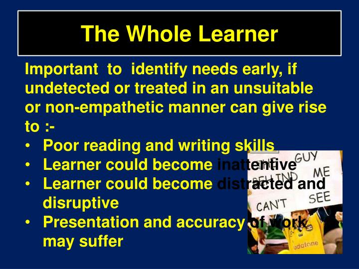 The Whole Learner