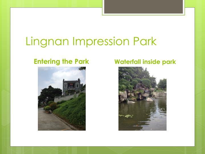 Lingnan