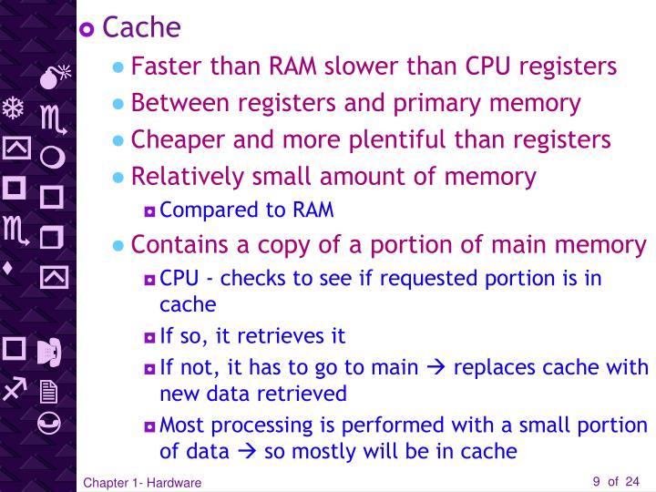 Types of Memory (2)