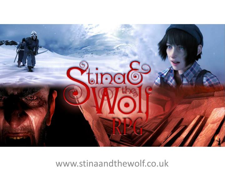 stina and the wolf rpg n.