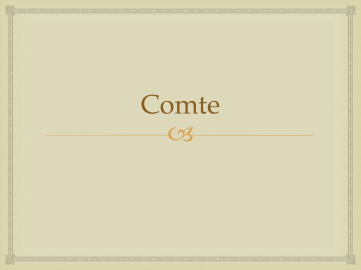 Comte