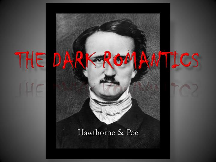poe hawthorne Free essay: comparison/ contrast of poe/ hawthorne poe and hawthorne are the most significant american writers of 19th century they have their own way of.