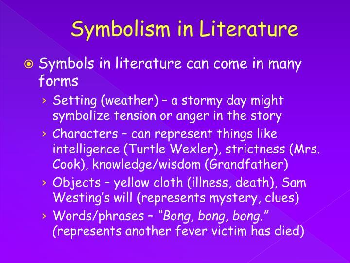 ppt symbolism in literature powerpoint presentation id 2045510