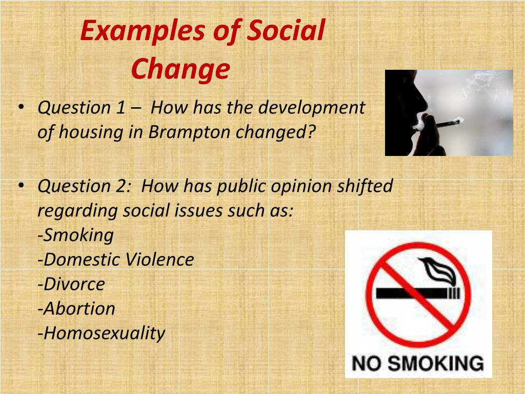 PPT - Forces of Social Change PowerPoint Presentation - ID