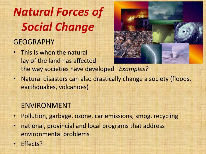 Ppt Forces Of Social Change Powerpoint Presentation Id2045793