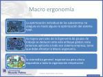 macro ergonom a1