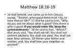 matthew 18 16 19