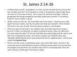 st james 2 14 26