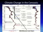 climate change in the cenozoic2