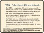 pcnn pulse coupled neural networks