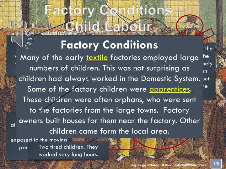 Factory Conditions
