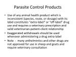 parasite control products2