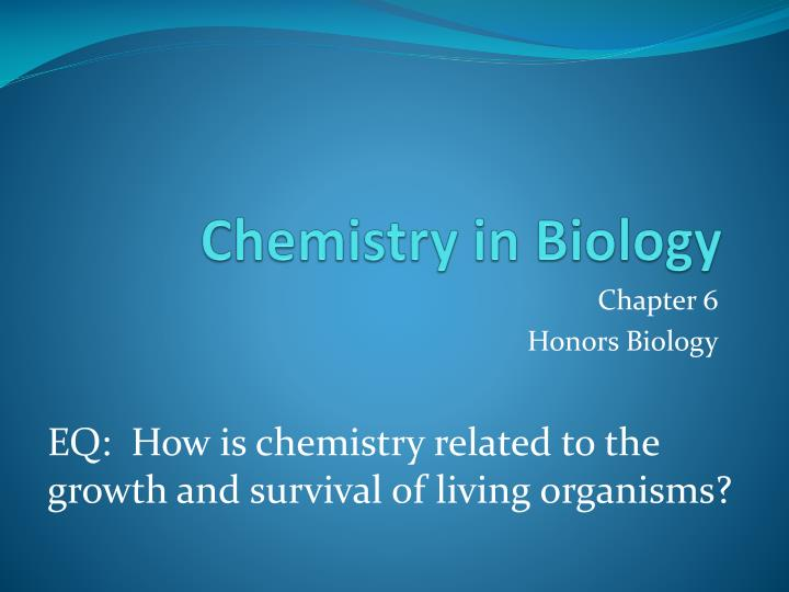 thesis presentation powerpoint biology