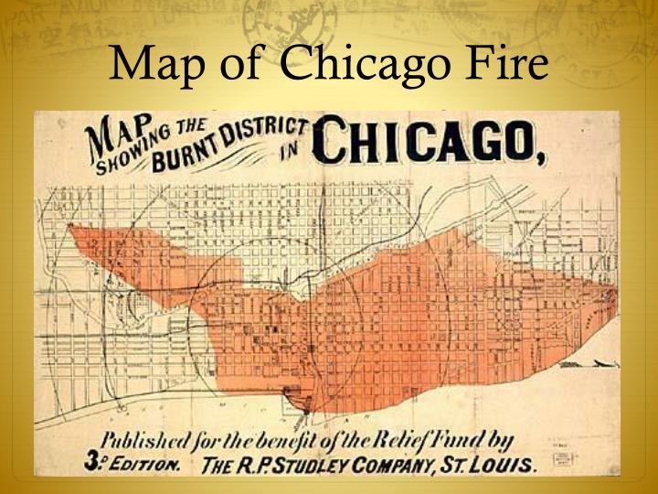 Ppt The Great Chicago Fire Powerpoint Presentation Id 2047206