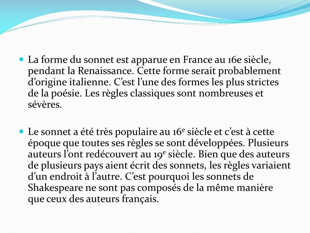 Ppt La Poésie Powerpoint Presentation Free Download Id