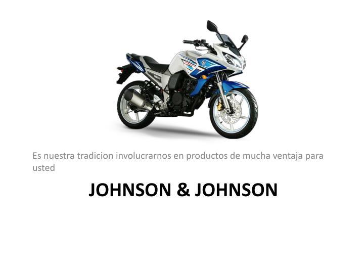 Johnson johnson1