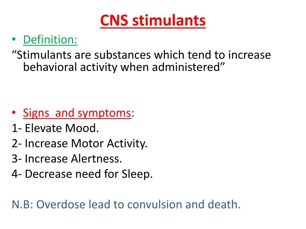 By Photo Congress || Cns Stimulants Pharmacology Ppt