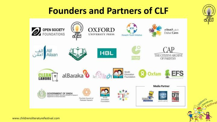 Founders and partners of clf
