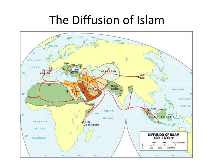 The Diffusion of Islam