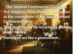 the second continental congress2