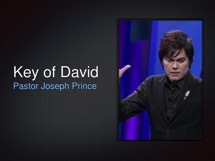 Key of David