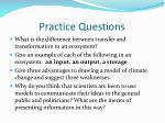 practice questions1
