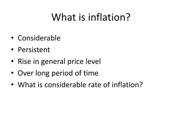 consequences of inflation A measure of change in wholesale price same process as the cpi expects it is that the producer pays for the good or service difference being the additional fees-- sales taxes/shipping charges.