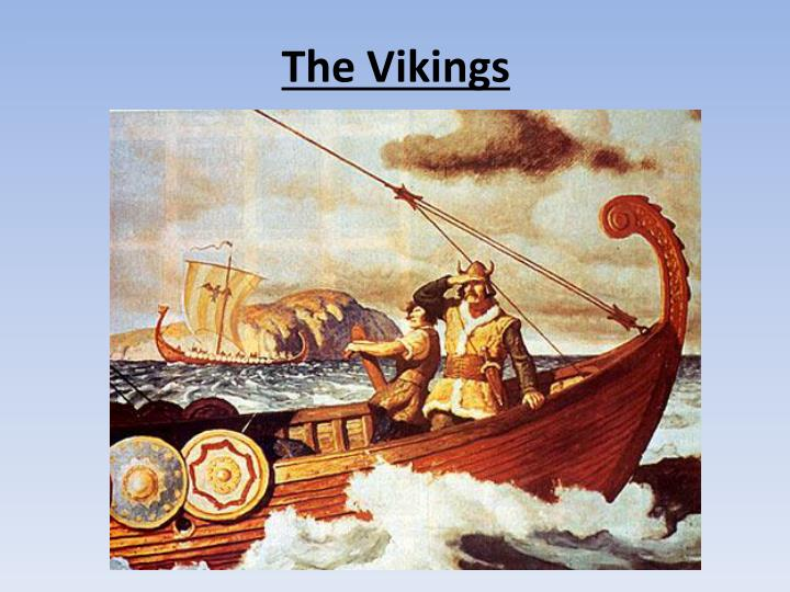 vikings essay How can the answer be improved.