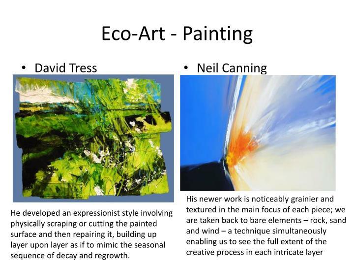 Eco-Art - Painting