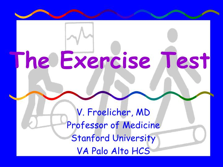 the exercise test n.