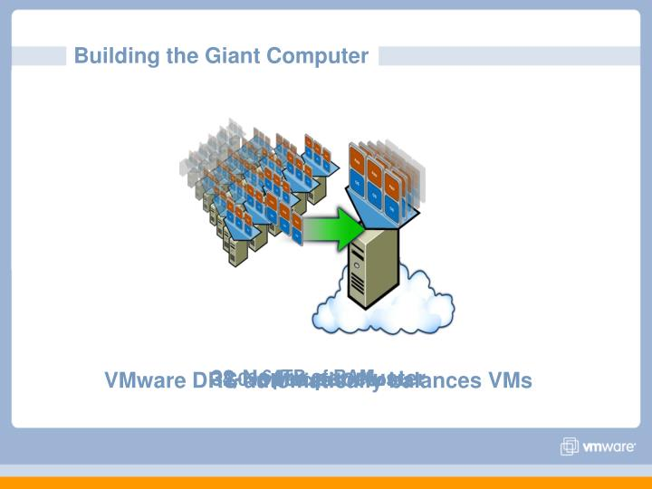 Building the Giant Computer