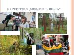 expedition mission siberia1