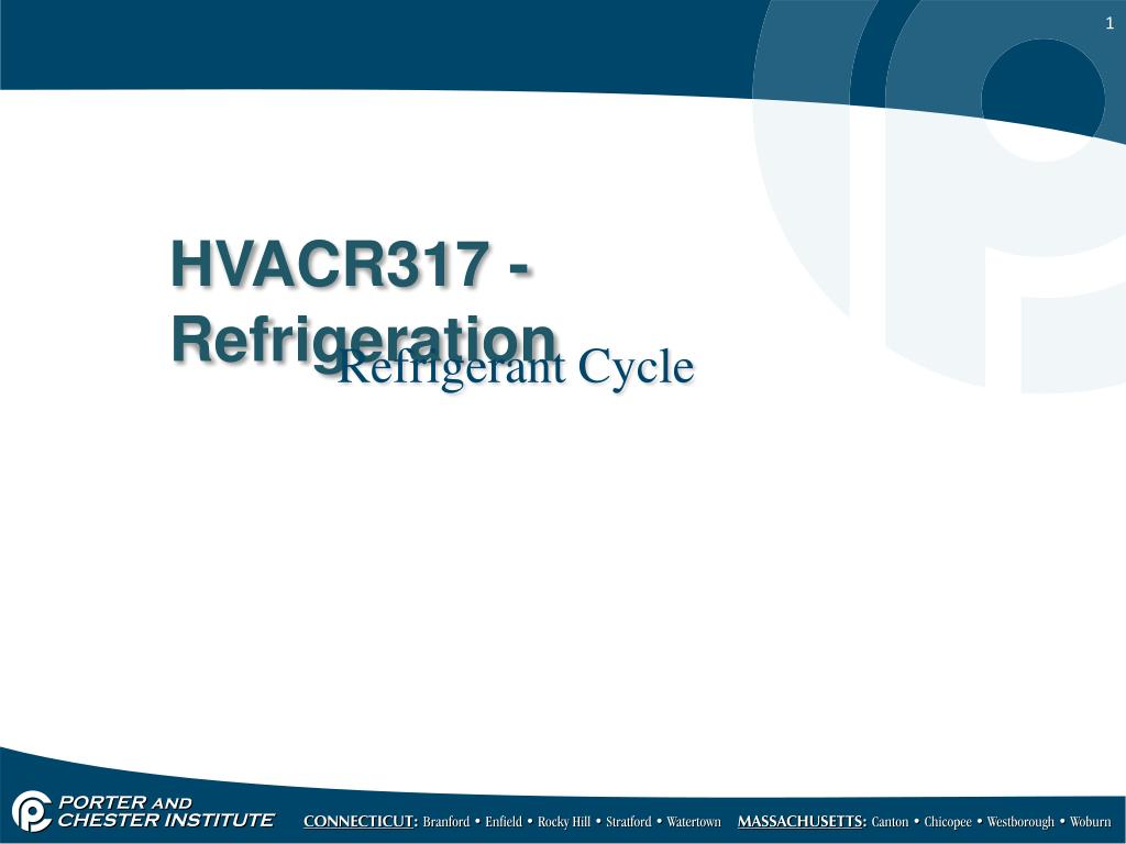 Ppt Hvacr317 Refrigeration Powerpoint Presentation Id2053432 Master Bilt Wiring Diagram N