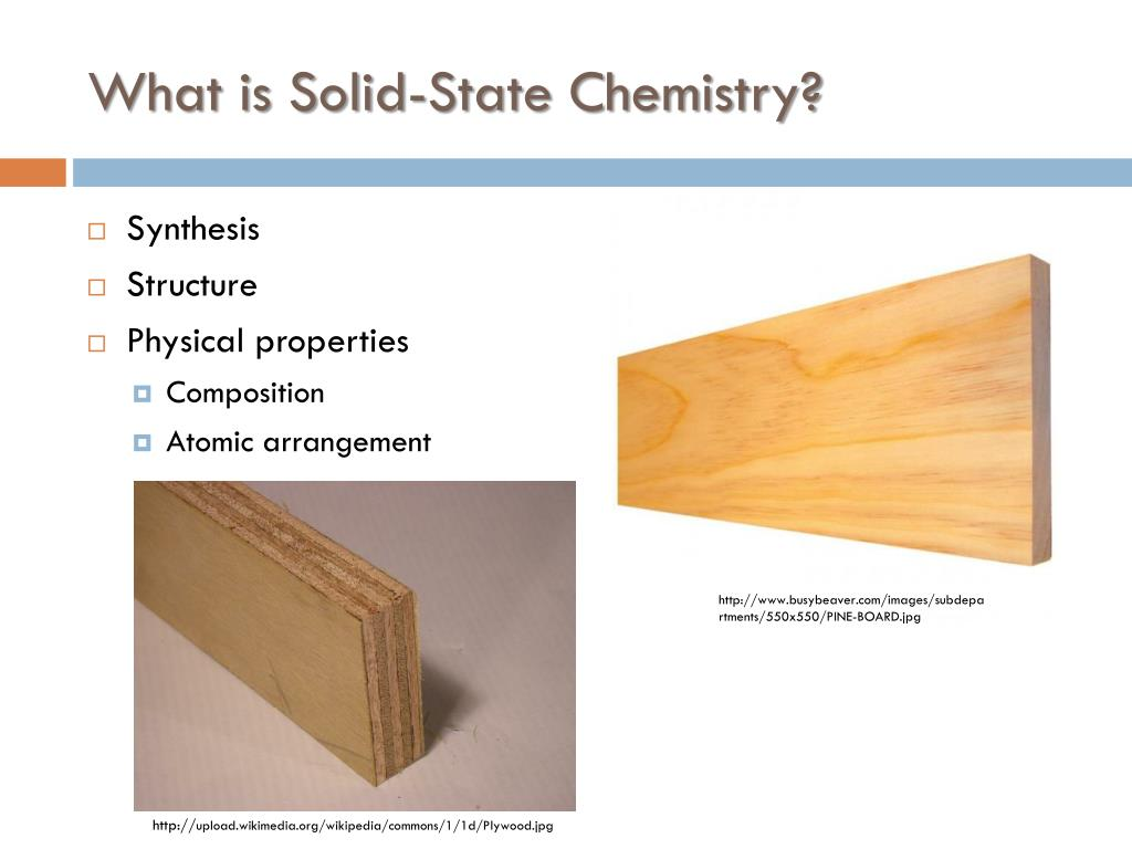 PPT - Solid-State Chemistry PowerPoint Presentation - ID:2053801