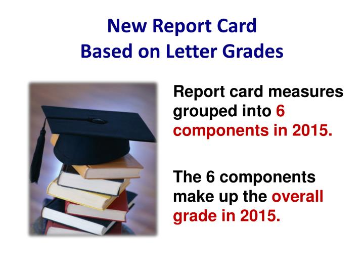 New Report Card
