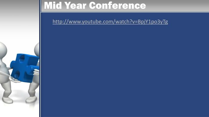 Mid Year Conference