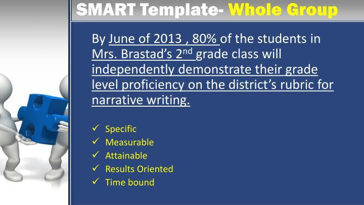 SMART Template-