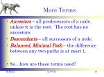 more terms1