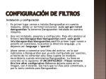 configuraci n de filtros2