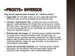 proxys inversos1
