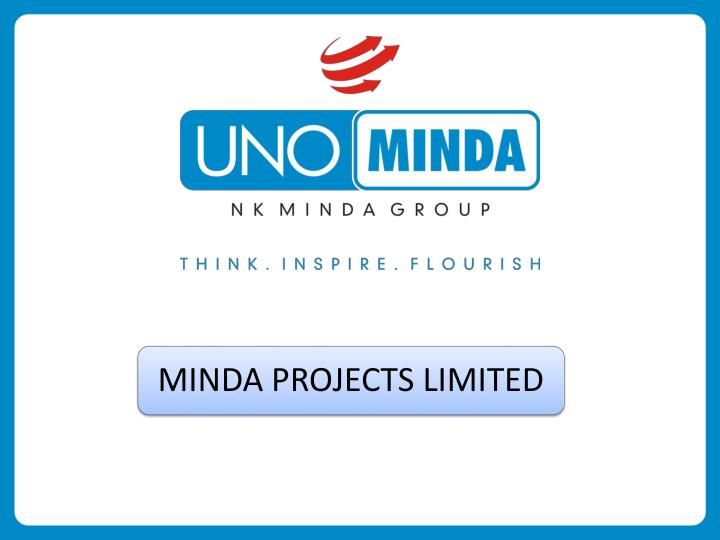 PPT - UNO-MINDA GROUP AT A GLANCE : Overview Mission, Vision