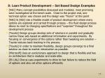 d lean product development set based design examples