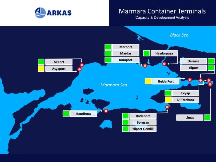 Marmara Container Terminals