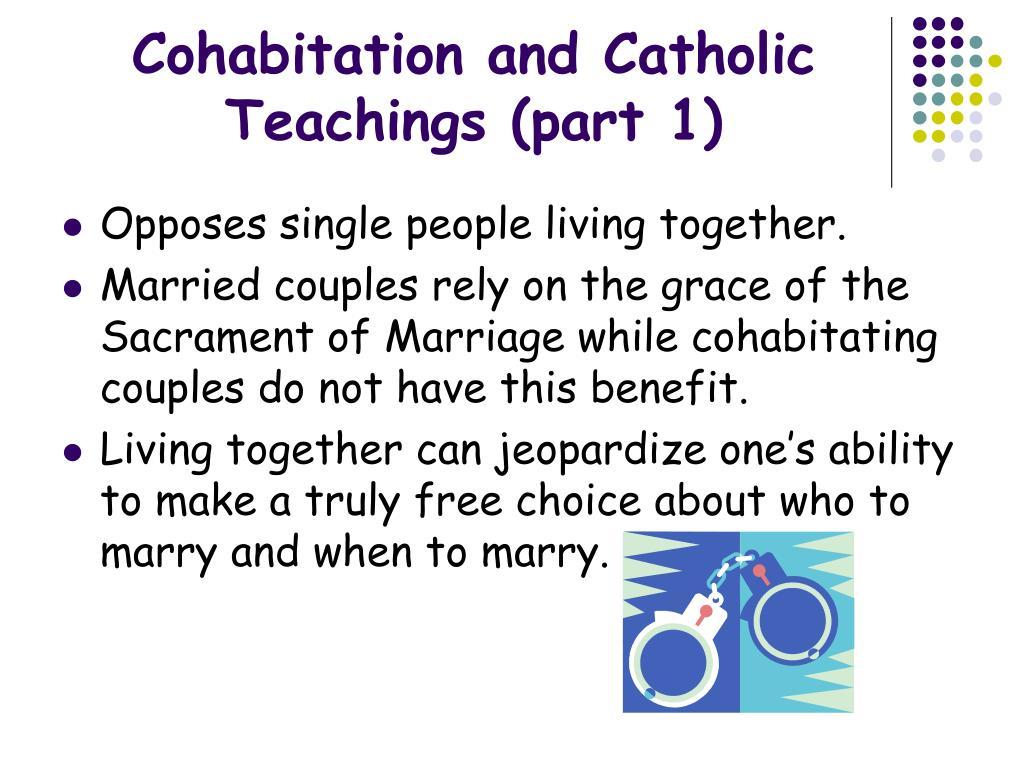PPT - Cohabitation PowerPoint Presentation - ID:2057081