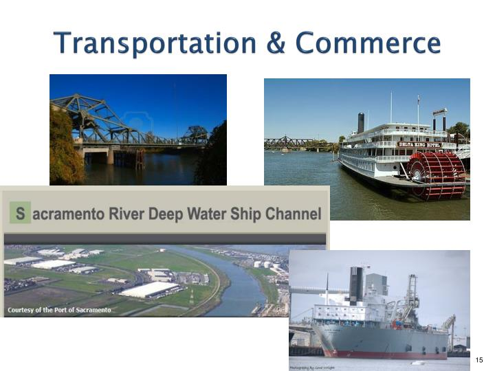 Transportation & Commerce