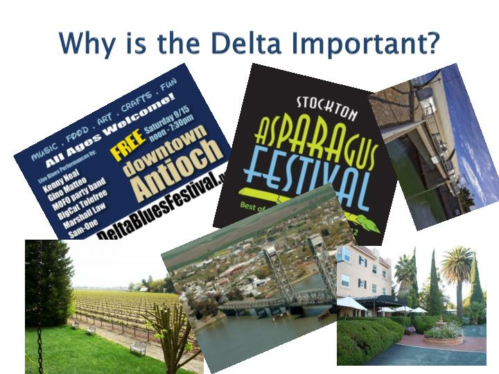 Why is the Delta Important?