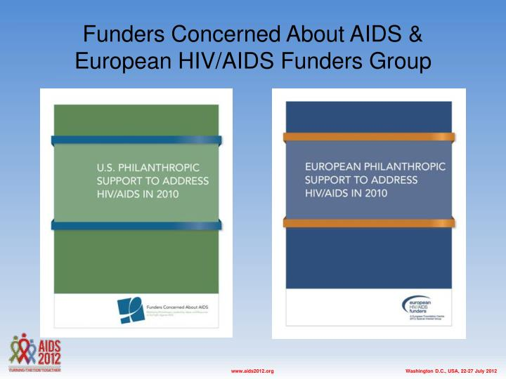 Funders Concerned About AIDS &