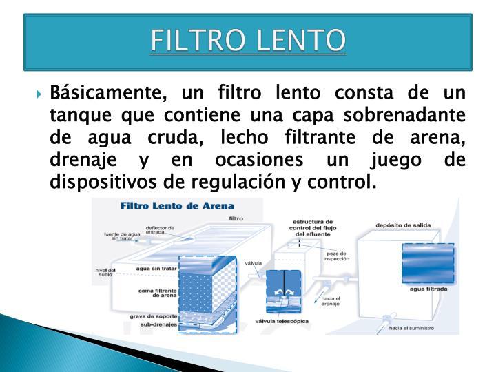 Filtro lento1