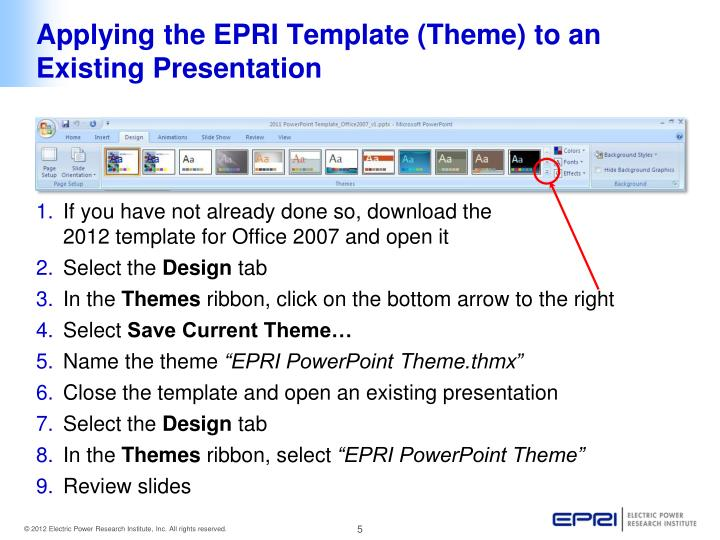 Applying a powerpoint template to an existing presentation powerpoint template not applying image collections powerpoint powerpoints templates toneelgroepblik