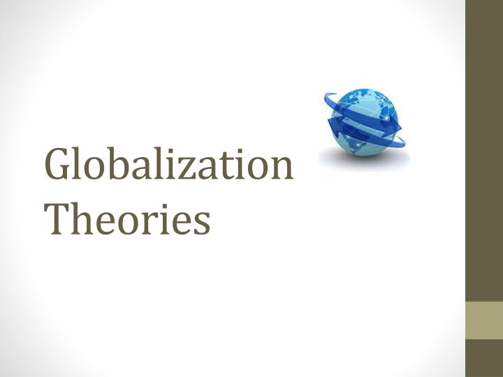 globalization and the evolution of china China confronts the challenge of globalization elizabeth economy such state capacity is directly dependent on the evolution of china's.